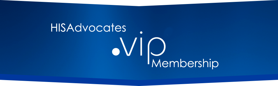 HISAdvocates Enhanced Mission for VIP Members